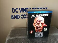 The Walking Dead Complete Season 2 Blu-ray Limited Edition Zombie Head BRAND NEW