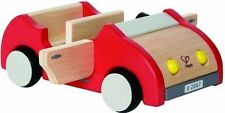 Hape - Family Car Educational Wooden Toy
