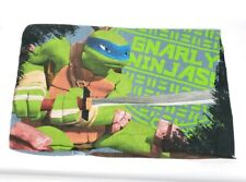 Nickelodeon Teenage Mutant Ninja Turtles Pillow Case Standard Kids