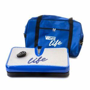 naklidfd Vibrapower Life with Shoulder Bag and Remote Control - BLUE  NAKLI98