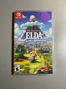 The Legend of Zelda: Link's Awakening (Nintendo Switch, 2019) Brand New!