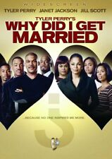 Tyler Perry's Why Did I Get Married? - GENUINE US DVD REGION 1 NTSC
