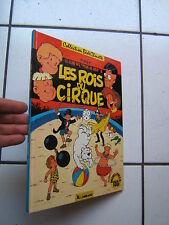 TIBET / LE CLUB PEUR DE RIEN  2  / LES ROI DU CIRQUES  / BEDECHOUETTE  1985