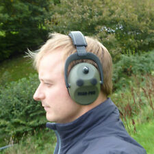 Pro Stereo Electronic Ear Defenders/Muffs Clay Pigeon Shooting Shotgun Hunting