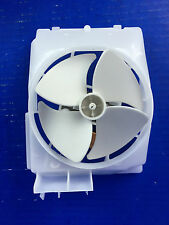 Microwave Magnetron Cooling Fan, Wind Guide, Motor Assembly KOR-631 MW10XA-M01