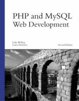 PHP and MySQL Web Development, 2nd edit... by Thomson, Laura Mixed media product