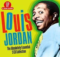 LOUIS JORDAN  *  60 Greatest Hits  *  NEW 3-CD Boxset * All Original Songs * NEW
