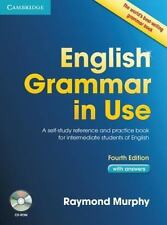 English Grammar in Use with Answers and CD-ROM: A Self-Study Reference and Pract