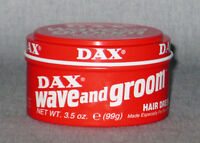 DAX - Wave and Groom Hair Dress Haargel  Wax besonders für das kurze Haar - 99g
