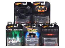 Voitures, camions et fourgons miniatures noirs Hot Wheels en plastique