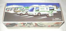 1998 Hess Recreation Van with Buggy & Motorcycle - MINT IN BOX - 100% complete