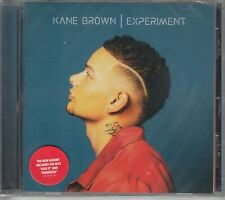Kane Brown - Experiment - Brand New - Factory Sealed CD - FREE SHIPPING!