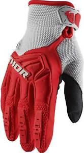 Thor Spectrum Gloves - MX Motocross Dirt Bike Off-Road ATV MTB Mens Gear