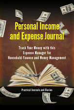 NEW Personal Income and Expense Journal - Track Your Money, Finance Management