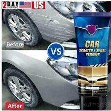 Car Scratch Swirl Repair Kit Polishing Wax Cream Paint Scratch Remover Care 60ml