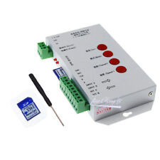 T-1000S 256 SD Card Pixels Controller for WS2801 WS2811 WS2812B SK6812 LED strip