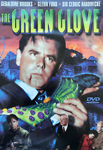 The Green Glove DVD ALL REGION PAL - Black & White