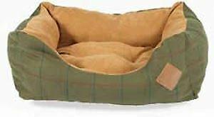 Danish Design Snuggle Bed Green Tweed 45cm - 35480