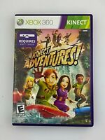 Kinect Adventures! - Xbox 360 Game - Complete & Tested