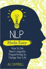 NLP Made Easy by Ali Campbell NEW