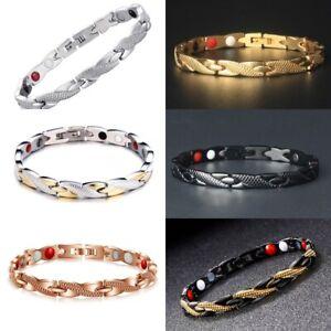 Fashion Mens Stainless Steel Bracelet Wristband Cuff Punk Bangle Jewelry