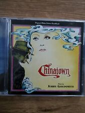 Chinatown - Jerry Goldsmith CD Score Limited Edition 2012 Soundtrack