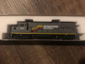N Scale Atlas Seaboard System GE U25B Diesel Locomotive Engine 4473