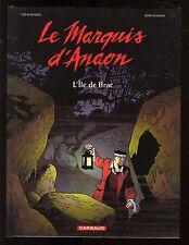 MARQUIS D'ANAON (LE) T.1 L'île de Brac  VEHLMANN / BONHOMME   DARGAUD  EO