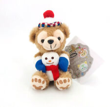 More details for christmas 2021 mickey mouse tokyo disney sea duffy stuffed toy plush the bear