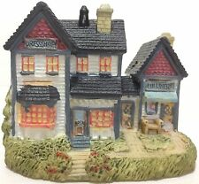 Liberty Falls Village Americana Collection Ross Brothers Clothiers AH81 1993