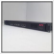 APC AP92200 InfraStruXure Manager w/ Rack-Mount Ears