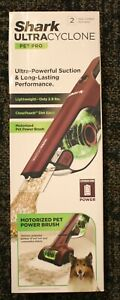 NEW Shark UltraCyclone Pet Pro CH950 Cordless Handheld Vacuum With XL Dust Cup