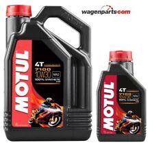 Aceite Motos 4T Motul 7100 10W30, pack 5 litros