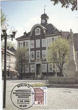 Suhl-Heinrichs Rathaus  Maxik. BRD 1994