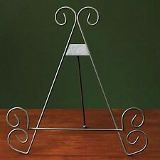 Wrought Iron Easel for Decorative Cutting Board Display