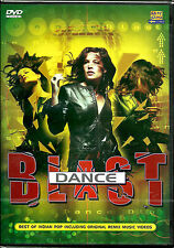 DANCE BLAST - NEW BOLLYWOOD SONG DVD - FREE POST UK