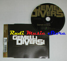 CD Singolo GEMELLI DIVERSI Musica 2000 italy BEST SOUND BS 043 CDS S5