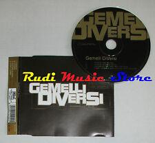CD Singolo GEMELLI DIVERSI Musica 2000 italy BEST SOUND BS 043 CDS S5