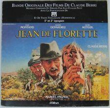 Depardieu Auteuil Montand 33 tours Pagnol 1988