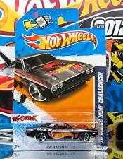 Hot Wheels 2012 #174 '70 Dodge Hemi® Challenger WALMART EXCLUSIVE,BLACK,MC5,US