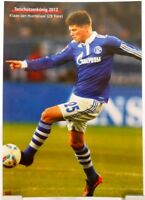 Klaas-Jan Huntelaar + TSK 2012 + FC Schalke 04 + Fan Big Card Edition C95 +