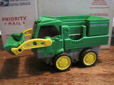 Rokenbok System Rc Green Classic Loader Green Dump Truck