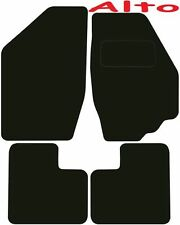 Suzuki Alto DELUXE QUALITY Tailored mats 2003 2004 2005 2006 2007 2008 2009