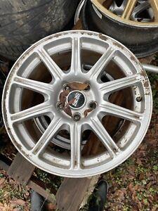 Forged BBS Wheels - 5x114.3 - 17x8 ET53 (Subaru WRX STI)