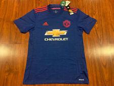 2016-17 Adidas Manchester United Men's Away Soccer Jersey Medium M Man U