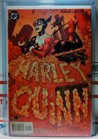 HARLEY QUINN (2000) #15 SIGNED TERRY DODSON dc comics FIRST SERIES vf vf+ BATMAN