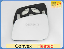 Wing Mirror Glass For MERCEDES A-CLASS W169 2008-2012 Convex Left Heated #E023