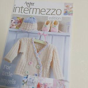 Anchor Artiste Intermezzo For Little Angels - knitting & crochet patterns
