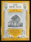 The New Age: The Official Organ of the Supreme Council 33゚, freemason, 1959,jun
