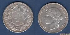 Suisse - 5 Francs 1890 Argent TTB (2) - Swiss Helvetia 305 000 Exemplaire